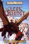 R. A. Salvatore: The Cleric Quintet