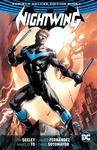 Tim Seeley: Nightwing – Rebirth Deluxe Edition 1.