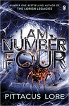 Pittacus Lore: I am Number Four
