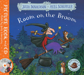 Julia Donaldson: Room on the Broom