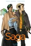 Brian K. Vaughan: Saga 1.