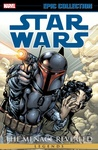 Haden Blackman – Tim Truman – John Ostrander – Rob Williams: Star Wars Legends Epic Collection: The Menace Revealed 1.