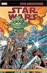 Scott Allie – Mike Kennedy – Ryder Windham – Randy Stradley: Star Wars Epic Collection: Rise of the Sith 1.