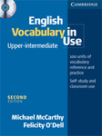 Michael McCarthy – Felicity O'Dell: English Vocabulary in Use – Upper-intermediate