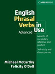 Michael McCarthy – Felicity O'Dell: English Phrasal Verbs in Use Advanced
