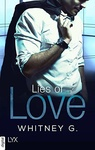 Whitney G.: Lies of Love