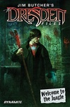 Jim Butcher: The Dresden Files – Welcome to the Jungle