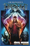 Jim Butcher – Mark Powers: The Dresden Files: Fool Moon 1.