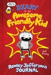 Jeff Kinney: Diary of an Awesome Friendly Kid