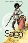 Brian K. Vaughan: Saga 3.