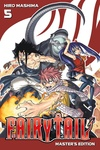 Hiro Mashima: Fairy Tail Master's Edition 5.