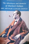 Arthur Conan Doyle: The Adventures and Memoirs of Sherlock Holmes
