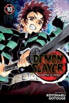 Koyoharu Gotouge: Demon Slayer: Kimetsu no Yaiba 10.