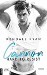 Kendall Ryan: Hard to Resist – Cannon
