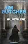 Jim Butcher: Halotti lepel