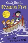 Enid Blyton: Five Have a Puzzling Time