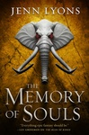 Jenn Lyons: The Memory of Souls