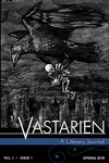 Jon Padgett (szerk.): Vastarien Vol. 1, Issue 1