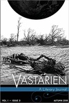 Jon Padgett (szerk.): Vastarien Vol. 1, Issue 3