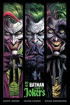 Geoff Johns: Batman: Three Jokers