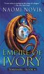 Naomi Novik: Empire of Ivory