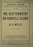 H. G. Wells: Mr. Blettsworthy on Rampole Island