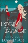 MaryJanice Davidson: Undead and Unwelcome
