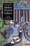 Wilfried Van Der Will: The Cambridge Companion to Modern German Culture