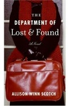 Allison Winn Scotch: The Department of Lost & Found