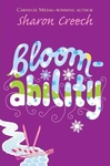 Sharon Creech: Bloomability