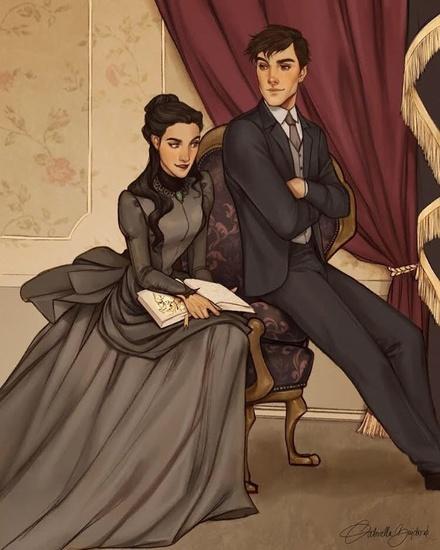 Alla ricerca del Principe Dracula - Illustrazione