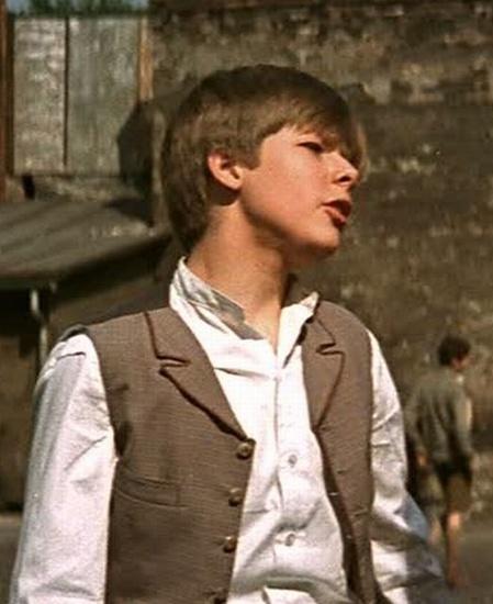 Gerb Dezs John Moulder Brown A Pl Utcai Fik 1969 C Filmben