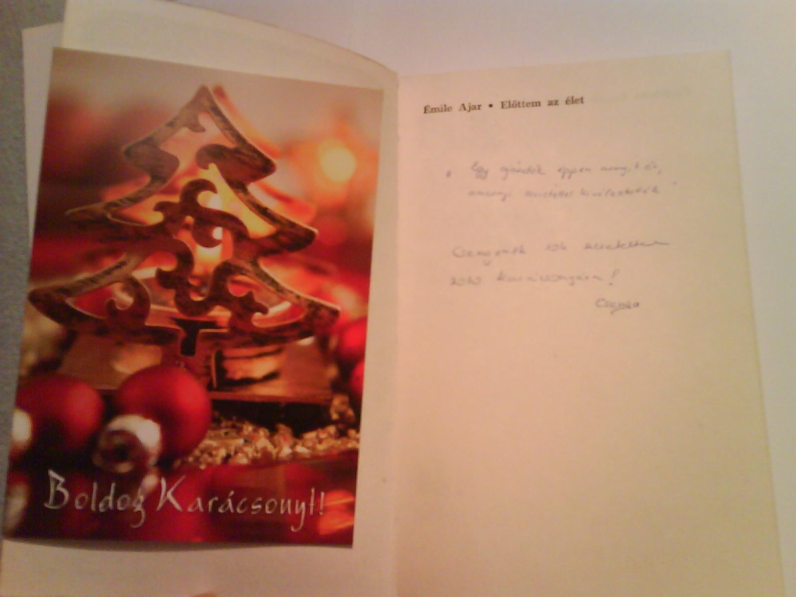 idézetek ajándék könyvbe Karácsonyi húzás és ajándékozás · Moly